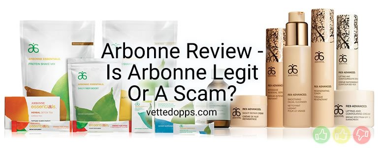 Arbonne review