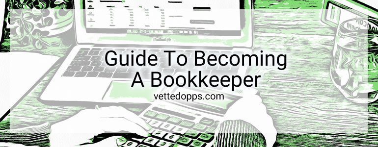 How To Become A Bookkeeper From Home