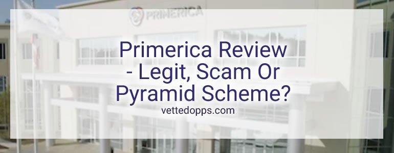 Primerica review