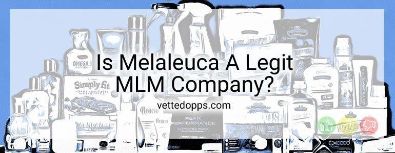 Melaleuca review - Melaleuca scam?