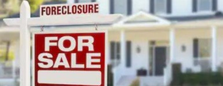 Things You Should Know About Buying a Foreclosed Home